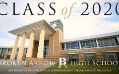 BROKEN ARROW HIGH SCHOOL CLASS OF 2020 GRADUATION CEREMONY