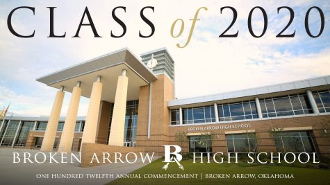 BROKEN ARROW HIGH SCHOOL CLASS OF 2020 GRADUATION CEREMONY