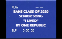 Broken Arrow High School Class of 2020 Senior Song |