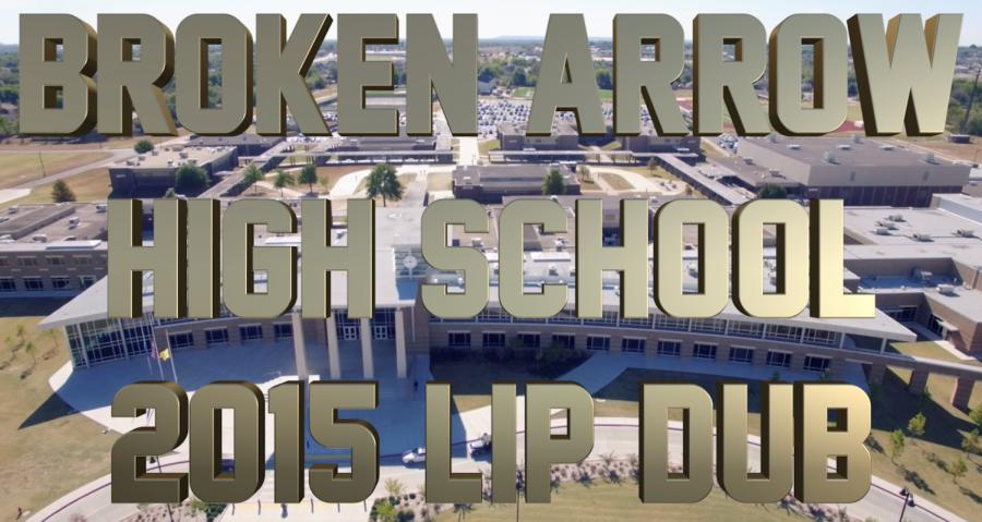 Broken Arrow High School 2015 Lip Dub