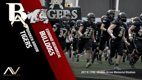 Broken Arrow Football vs. Edmond Memorial