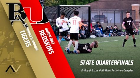 BA Boys Soccer vs. Union | OSSAA 6A State Quarterfinals