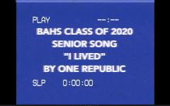 Broken Arrow High School Class of 2020 Senior Song |