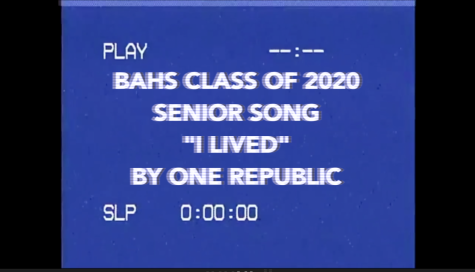 "Broken Arrow High School Class of 2020 Senior Song | ""I Lived"" by One Republic"