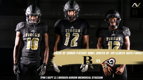 Broken Arrow Football vs. Owasso
