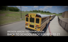 BA Schools Transportation Back to School Procedures 20-21