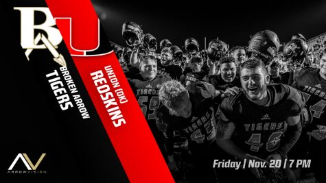 BA Football at Union | 6A-1 Playoffs Round 2