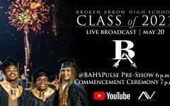 Broken Arrow High School Class of 2021 Graduation Ceremony