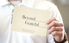 Beyond Grateful | BAHS staff receive thank you cards