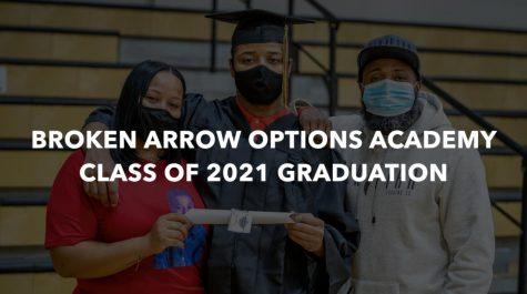 BA Options Academy Class of 2021 Graduation