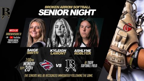 Senior Night | BA Softball vs. Ponca City